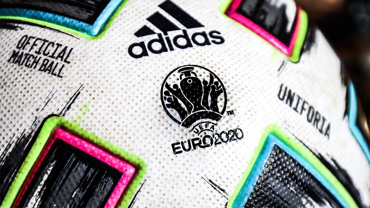 Adidas Uniforia Omb Uefa Euro 2020  Euro 2021 Official Match Ball