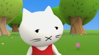 Мультфильмы про Котят - Котёнок Мусти - Сокровища Пиратов - мультики малышам