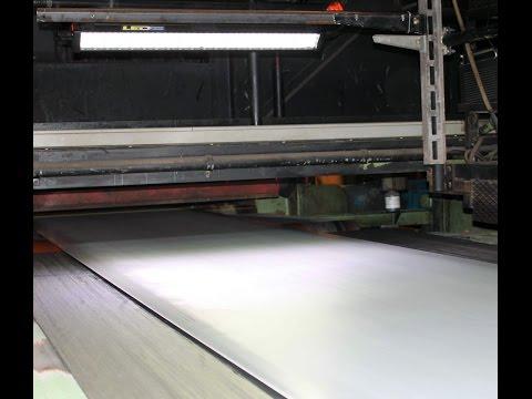 Inspección Unilux en los metales: mantener la calidad sin detener la producción