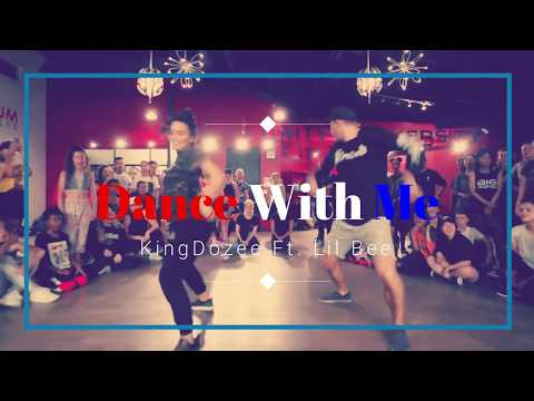 KingDozee - Dance With Me (Promo Video)