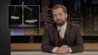 GREG NEWS com Gregório Duvivier | DIREITO OU PRIVILÉGIO?