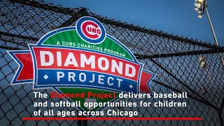 Cubs Charities Diamond Project 2020 Capital Improvement Grantees