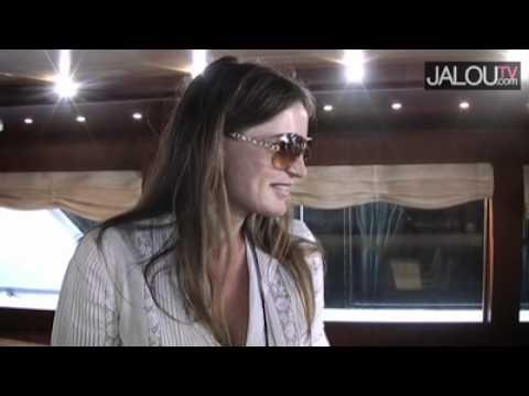 Cannes 2008 : Visite privée du Yacht Cavalli