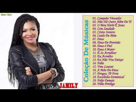 Jamily - MELHORES MUSICAS [ CD ] [ 2015 ]   Melhores Músicas de Jamily