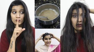Hair Care : Get Silky Smooth Hair | DIY Hair Mask| Damaged, Dry , Frizzy Hair| Super Style Tips