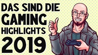 Das werden die Gaming-Highlights des Jahres 2019! 😃👍