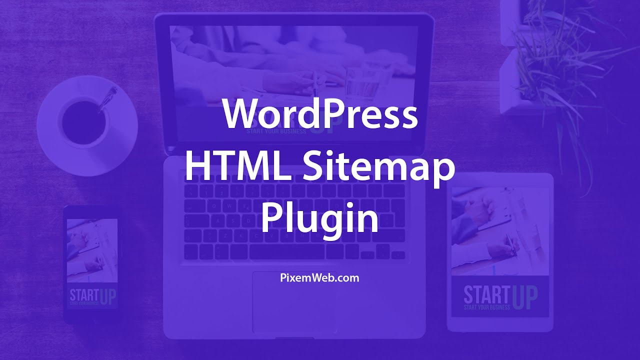 wordpress html sitemap plugin youtube