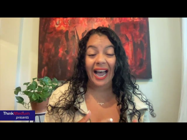 Experiences Talking to Community Members   Ivelyse Andino, Founder and CEO, Radical Health