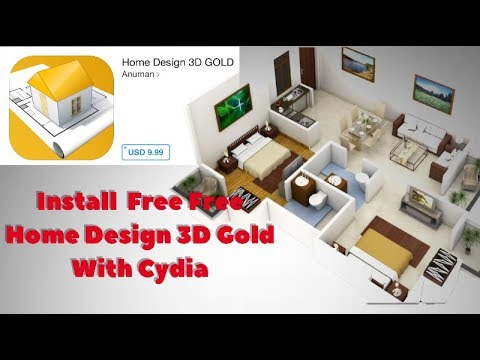 Nice How To Download /install Home Design 3D Gold Free On IOS Jailbreak With  Cydia