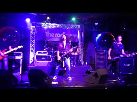 THE RADIO SUN Spaceman Ace Frehley tribute song LIVE