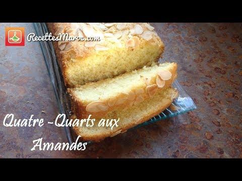 recette-quatre--quarts-aux-amandes