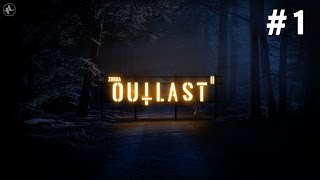 [ZUNBA] 화제의 공포게임, 이번에도 아내 찾으러간다! 준바의 아웃라스트2 #1 (Outlast2)