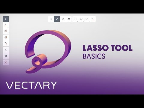 VECTARY | Lasso tool basics