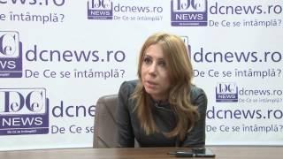 Blitz-interviu Laura Chiriac: Am fost bătută în trafic
