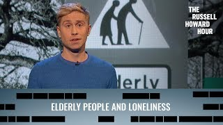 1 in 3 elderly people suffer from loneliness