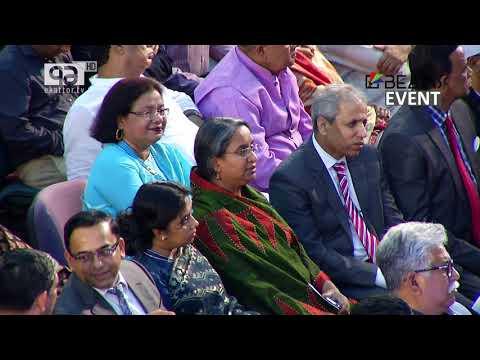 Indian Prime Minister Narendra Modi Visit Bangladesh In 2015