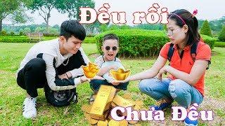 Vẫn Chưa Đều – Hai Chị Em Tham Lam ❤ BonBon TV ❤
