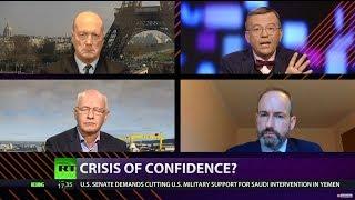 CrossTalk on EU: Crisis of confidence?