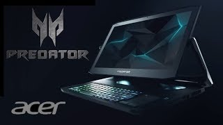 Acer Launches Predator Triton 900 2-in-1 Gaming Laptop