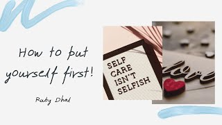 Download lagu HOW TO PUT YOURSELF FIRST | 4 Self-Care/ Self-love Tips | Life Advice For 2020
