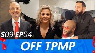 OFF TPMP : Cyril Hanouna videur de boîte de nuit, le tango de Kelly Vedovelli et Maxime Guény