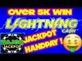 🤑 High Limit Jackpot Hand Pay 💰 ! High Stakes⚡️Lightning Link ⚡️ MAJOR JACKPOT !