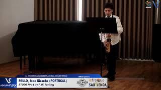 Joao Ricardo Paulo – Etude Ferling 14
