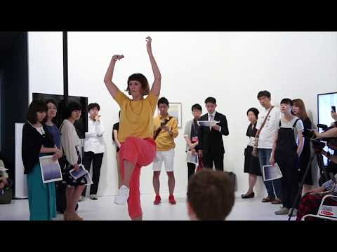 ブルック・スタンプ、石坂智子《オー・ソング、オー・ダンス》2017年5月27日(土)