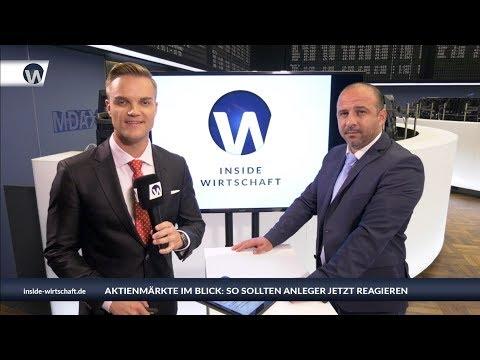 Inside Markets mit Samir Boyardan: