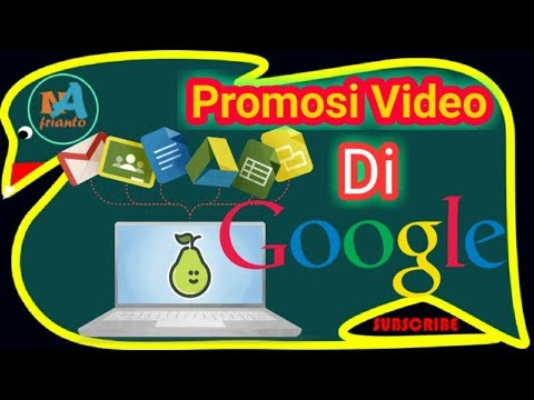 Tutorial Seputar Youtube Cara Promosi Video Youtube Di Google