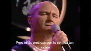"Phil Collins ""The way you look tonight"" (Live, 1998) SUBTITULADO AL ESPAÑOL"