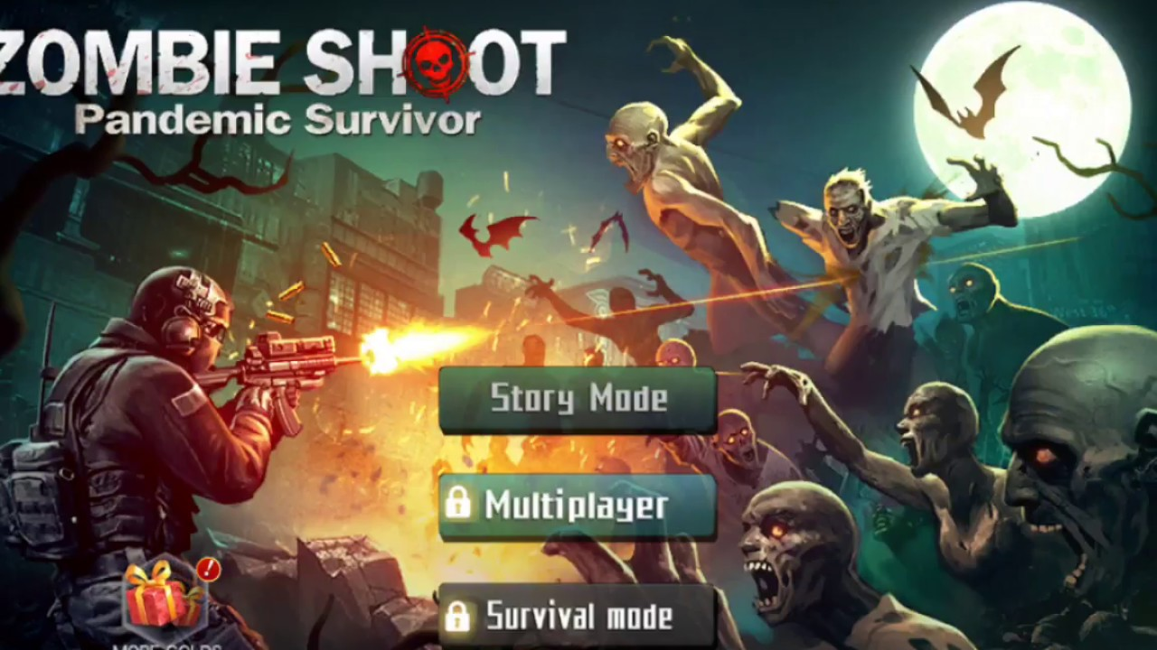 download game unkilled multiplayer zombie survival shooter game mod apk