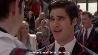 Glee/Warblers - Somewhere Only We Know (Türkçe Altyazılı)