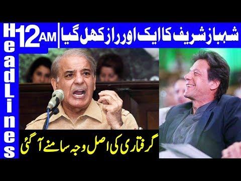 Why actually Shahbaz Sharif arrested by NAB? | Headlines 12 AM | 8 November 2018 | Dunya News Mp3