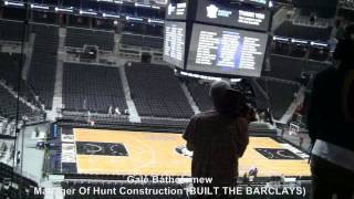 Brooklyn Nets Barclays Center Official Walkthrough With HipHopGamer