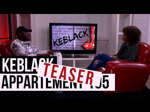 Keblack : son interview exclusive (Teaser)