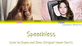 Pls watch in hd! :)) this is an unofficial cover duet. audio edited by me music used: siyeon: https://www./watch?v=tobzjpuakmq jimin: https://www....