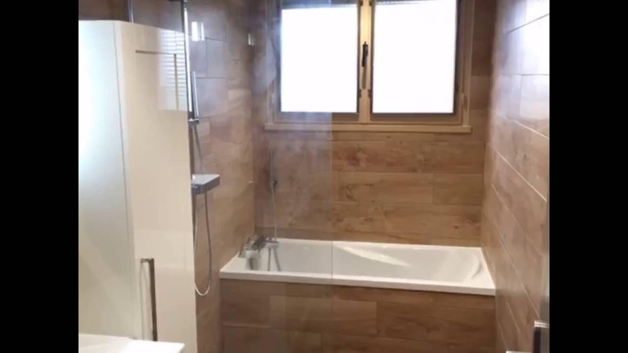 Salle de bain Lescar - YouTube