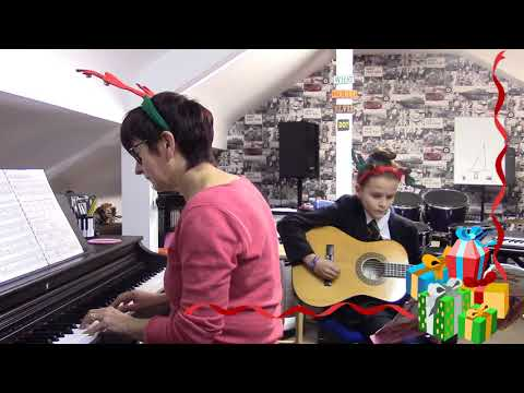 Day 7 | Duets | Jingle Bells & See Him Lying On a Bed Of Straw | 24 Days Of Mayzmusik 2017