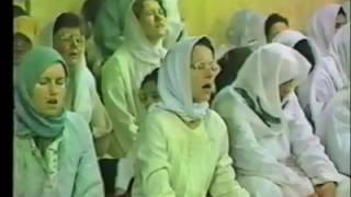 1984 Réunion Spirituelle de Mawlid Nabawi à Utrecht