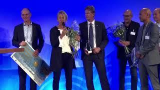 Hydraloop Winner WIS Award 2018