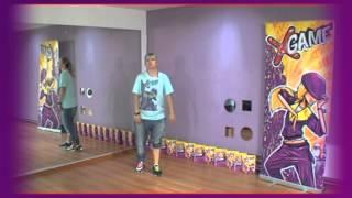 X-GAME Уроки танцев #07. TECKTONIK