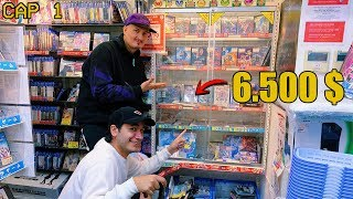 LOOKING FOR THE MOST EXPENSIVE VIDEO GAMES IN JAPAN ft COOKIN SOUL| CAP1