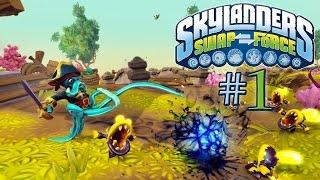 Skylanders Swap Force FR - Chapitre 1 : Mont éclairci