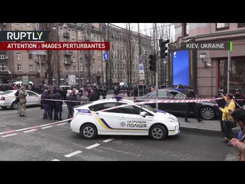 Un ex-député russe abattu à Kiev (VIDEO PERTURBANTE)