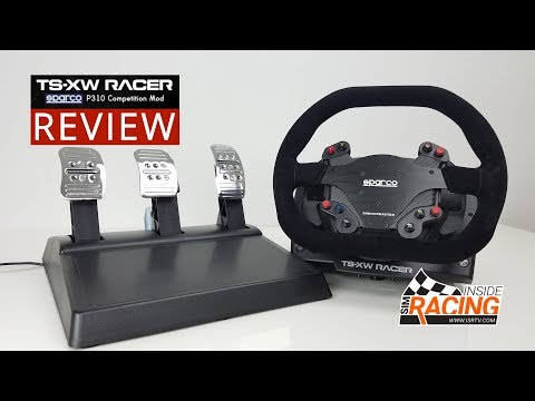 Thrustmaster TS-XW Racer Sparco P310 Competition Mod Review thumbnail