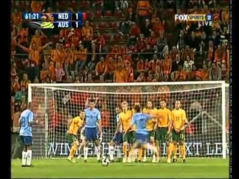 Australia V Netherlands 2-1