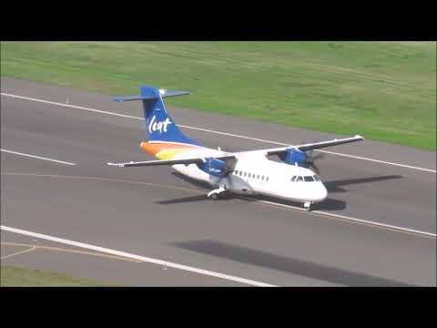 LIAT's Intersection takeoff plus more @ Argyle International
