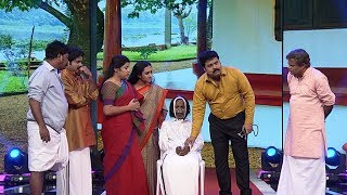 Thakarppan Comedy I A grand comedy in the floor I MazhavilManorama
