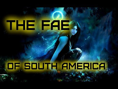 the Fae of South America: spirituality and the discovery of supernatural gnomes